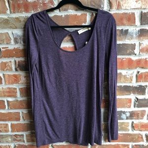 Pilcro and the Letterpress long sleeve blouse NWT